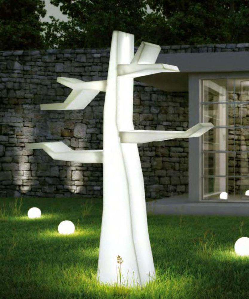 4997 elemento arredo albero tree giardino funzione lampada - Albero da giardino ...