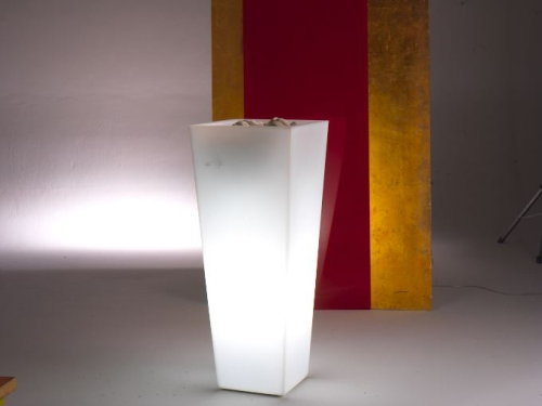 3036 arredamento vaso luminoso for Arredamento luminoso