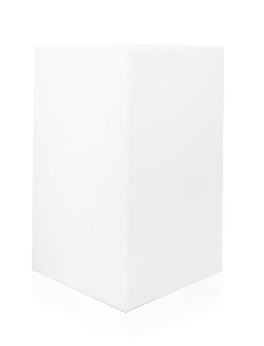 3585 espositore display cubo arredamento for Cubo plastica arredamento