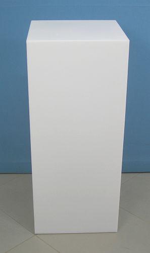 3671 arredamento negozi cubo parallelepipedo display plastica