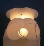 1082 busto luminoso donna