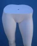 1254 donna display gambe