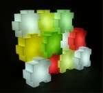 1317 puzzle elementi luminosi