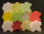 1319 puzzle elemento per arredamento negozi bambino