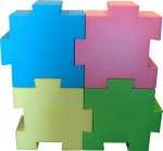 1320 puzzle elemento per arredamento negozi