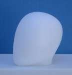 1513 testa uovo donna precolorata