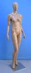 1559 base metallo testa uovo manichino donna