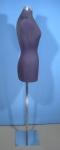 1808 cromato base tappo manichino donna sartoria