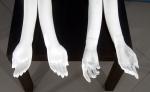1994 stilizzati braccia per donna manichino