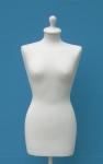 2251 busto sartoriale donna tessuto elasticizzato tappo