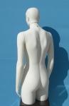 2400 torso donna con testa con braccia dritte