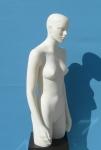 2402 torso donna con testa con braccia