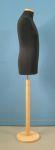 245 tonda legno base sartoriale da uomo manichino