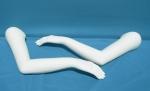 2531 braccia donna piegate per manichini precolorati