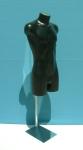 2572 torso uomo precolorato base metallo attacco schiena