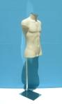 2608 busto uomo con tappo con base precolorato