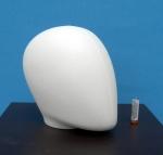 2659 testa uovo stilizzata bimbo