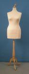 30 donna busto sartoriale treppiedi tappo pomello misura xl