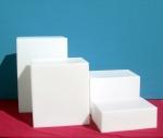 3126 cubi esapositori precolorati per vetrine