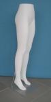 3147 display gambe manichino donna base metallo con attacco al polpaccio