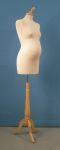 32 base legno treppiedi tappo pomello manichino premaman sartoriale