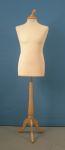 34 base legno treppiedi tappo pomello uomo sartoria