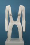 3624 donna torso effetto corpo invisibile