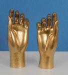 4321 coppia mani pvc uomo