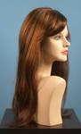 4518 parrucca economica manichini capelli lunghi
