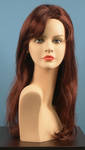 4559 parrucca capelli lunghi sintetica manichini spettacoli