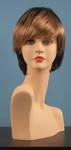 4565 parrucca corta doppio colore sintentica
