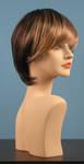 4566 parrucca donna capelli bicolore moda