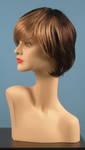 4567 parrucca taglio corto sintetica