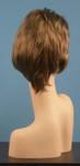 4597 parrucca taglio corto castano naturale