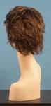 4600 parrucca donna capelli corti indossare