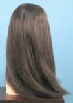 4608 parrucca mora capelli lunghi lisci