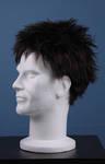 4633 parrucca manichino uomo vetrine esposzione