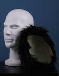 4635 interno parrucca uomo casco