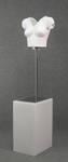 4743 invisible mannequin busto foto moda cataloghi