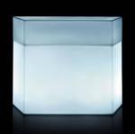 4755 bancone bar luminoso moderno arredamento interno esterno