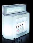4756 bancone bar luminoso locale arredamento interno esterno