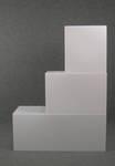 4765 cubi dimensioni varie esposizione oggetti vetrine