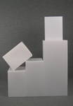 4777 composizione cubi arredamento interno esterno