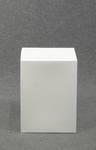4784 cubo doppia funzione espositore seduta bar locali vetrine