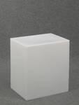 4785 cubo doppia funzione arredamento interno esterno seduta espositore