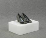 4788 parallelepipedo cubo porta scarpe vetrine musei mostre fiere