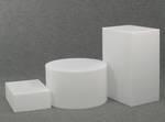 4793 composizione parallelepipedo cilindro cubi espositore