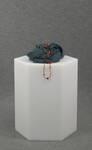 4833 elemento arredo espositore esagono foulard gioielli polifunzione seduta