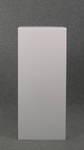4852 parallelepipedo bianco ghiaccio espositore vetrine negozi musei