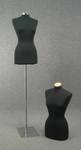 4865 manichini donna sartoria tappo metallo tappo legno